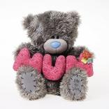 Мишка G01W3015 Тедди